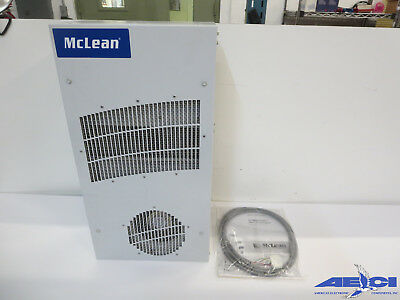 Mclean Tx23-1448-102 Climaguard Sealed Enclosure Cooling Heat Exchanger; 48Vdc