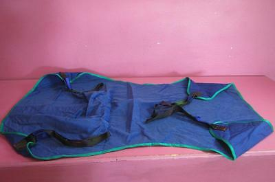 DRIVE Full Body Cloth & Polyester Patient Transfer Lift Sling 450lbs w/o Commode
