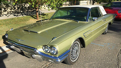 Ford: Thunderbird LANDAU IMMACULATE! MINT INSIDE AND OUT!  SHOW AND SHINE READY!  IN CALGARY ALBERTA!
