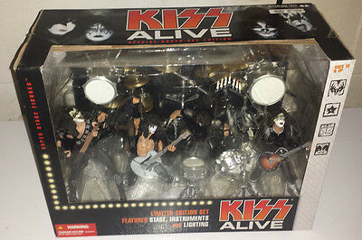 Kiss: ALIVE  limited edition box set 2002 NEW SEALED