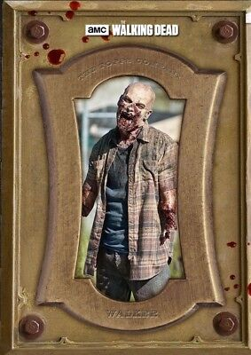 WALKER HALL OF FAME WAVE 2 ANDREA'S PET The Walking Dead Card Trader Digital