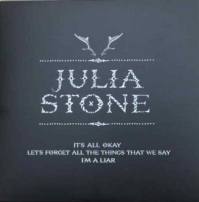 "Julia Stone ‎– It's All Okay / Let's Forget / I'm A Liar 7"" Vinyl NEW"