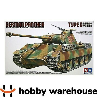 Tamiya 35170 1/35 German Panther Type G Early Version Model Kit