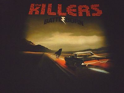 The Killers Tour Shirt ( Used Size XL Missing Tag ) Very Nice Condition!!!