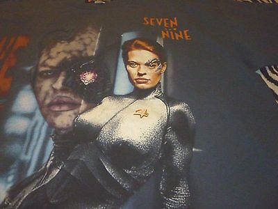 Star Trek The Experience Vintage Shirt ( Used Size XL ) Very Good Condition!!!