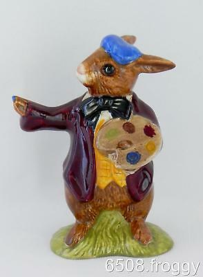 ROYAL DOULTON Bunnykins **THE ARTIST*-DB13 - RETIRED - Mint!
