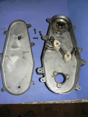 Arctic Cat Engine Chain Case Panther Vintage Free Ship