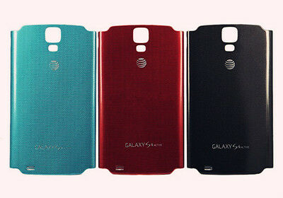 Battery Back Door Case Cover For Samsung Galaxy S4 Active i537 i9295 AT&T