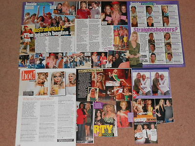 10+ COURTNEY ACT Magazine Clippings