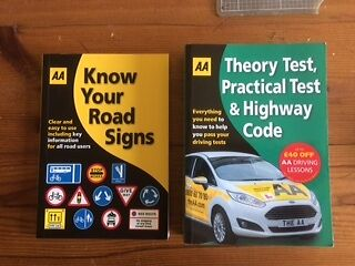 2016 AA Theory Test, Practical Test & Highway Code PLUS AA Know your Road Signs