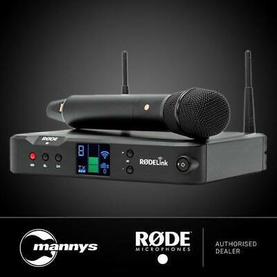 RODELink Performer Kit Digital Handheld Wireless System for Performers w/ M2