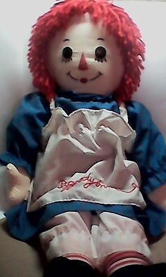 "30"" Large Huge Jumbo Giant Applause Raggedy Ann doll 2007"