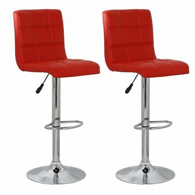 vidaXL 2 x DESIGN Barhocker Bar Stuhl Hocker LOUNGE Sessel Küche Barstühle 65