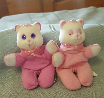 Rare VINTAGE  Baby Cub Surprise 1992 Hasbro  replacement Cubs Lot of 2