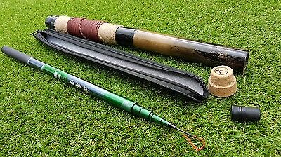 Portable Telescopic Fishing Rod and bamboo case - TR532
