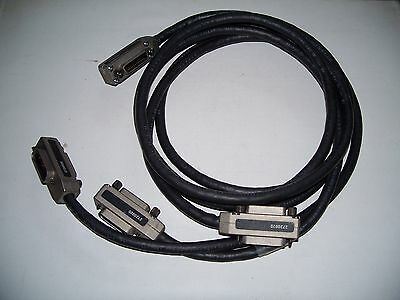 2 - GPIB Cables  2720020 IEEE-488 Cable Metal Connector - Free Shipping