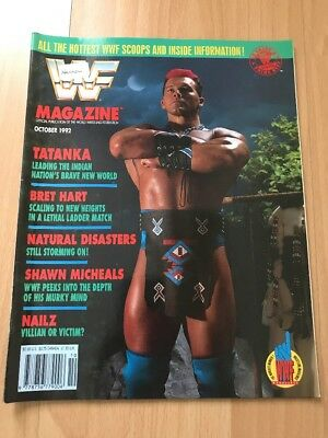 WWF Magazine October 1992