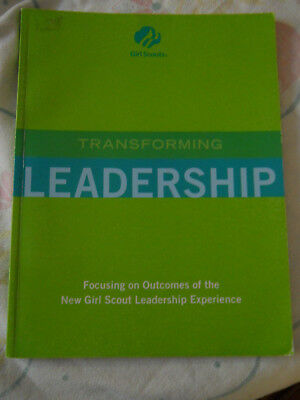 Transforming Leadership for Girl Scouts book