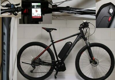 cube reaction gtc 26 hybrid e bike pedelec bionx 25 45 km. Black Bedroom Furniture Sets. Home Design Ideas