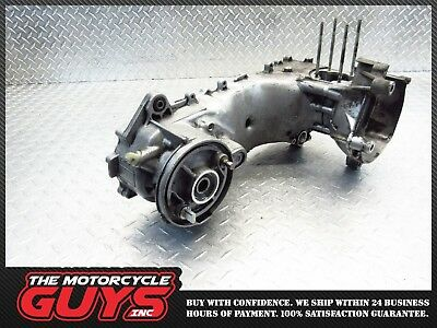 2001 97-01 Yamaha Zuma 50 Cw50 Cw Scooter Transmission Case Differential Housing