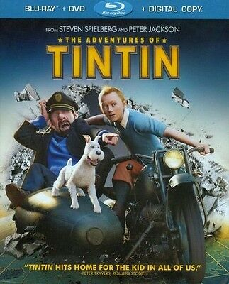 The Adventures of Tintin (Two-Disc Blu-ray/DVD Combo)