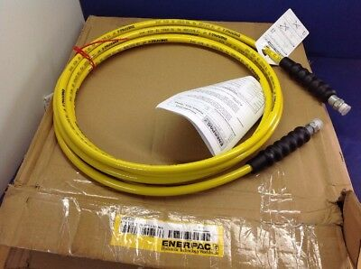 ENERPAC Hydraulic Hose,Thermoplastic,1/4,20 Ft, H7220