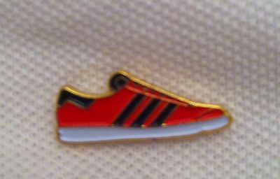 Adidas Football Casual Badge Red White Black Manchester United Fc  Southampton