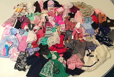 Barbie Big Lot Accessories Clothing Gran Lote Barbie Ropa Accesorios