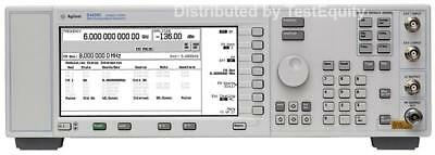 Agilent / Keysight E4428C-503 / UNJ - 3GHz Vector Signal Generator - Stock Photo