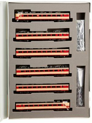 Tomix 92844 Jr Series 183/485 Express Train Kita-Kinki 6 Cars Set N Scale New
