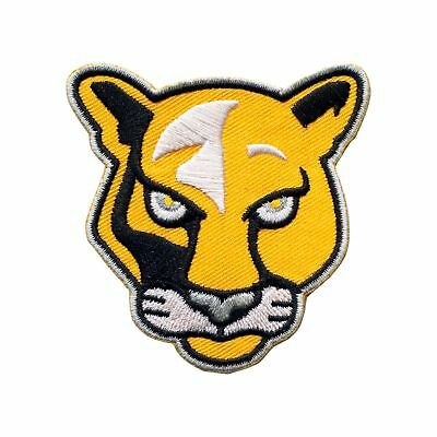 Cheetah (Iron on) Embroidery Applique Patch Sew Iron Badge