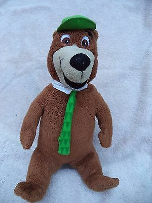 "Hanna Barbera Yogi Bear 11"" Stuffed Plush Doll Toy"
