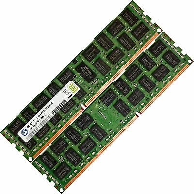 2x 16,8,4 GB Lot Memory Ram Dell PowerEdge C1100 T310 with RDIMM Server