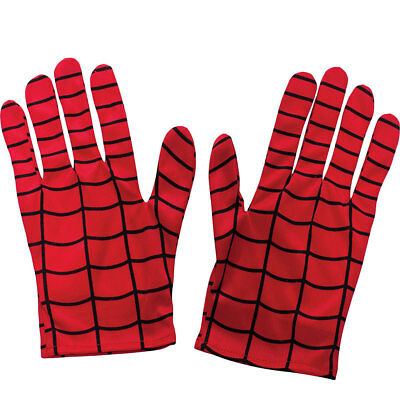 The Amazing Spider-Man Adult Costume Halloween Gloves