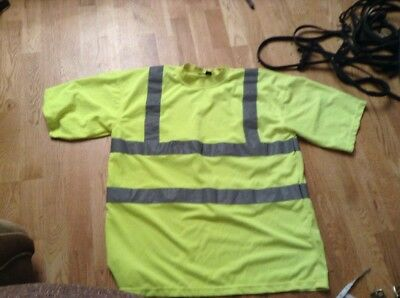Hi Vis Breathable Reflective Top XXXXL