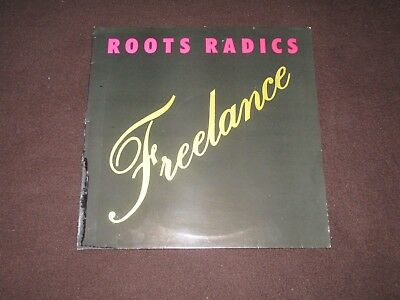 Roots Radics - Freelance Lp - 1985 Kingdom - Kvl 9021