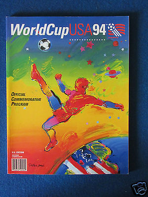 FIFA World Cup 1994 Programme - USA '78