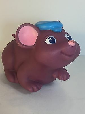 Rare Glo Worms Glo Friends Country Mouse Good Condition 1986 Playskool
