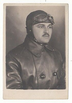 Kingdom Of Yugoslavia - Pilot - Original Photo