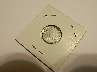 1965 Germany 1 Pfennig Key Date
