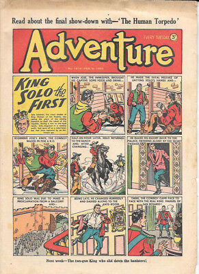 Adventure 1412 (Feb 9, 1952) very high grade copy