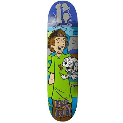 "Plan B - Joslin Coco Snacks 8.0"" Skateboard Deck"