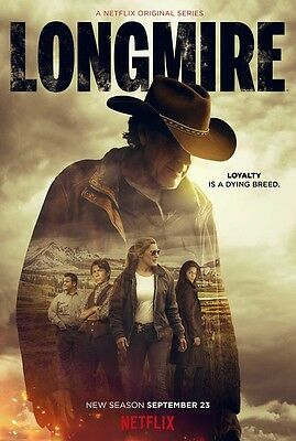 LONGMIRE Season 5 SERIES FIVE FIFTH DVD New And Sealed