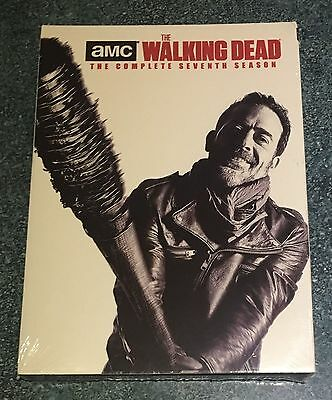 The Walking Dead Season 7 DVD New And Sealed