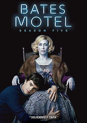 BATES MOTEL Season 5 SERIES FIVE FIFTH DVD New And Sealed