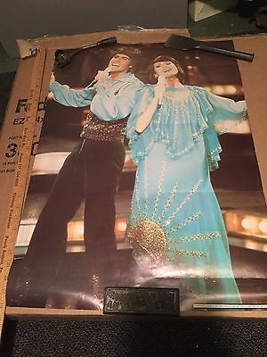 DONNY & MARIE OSMOND TV SHOW 1976 Pro Arts Poster #508 NEW/Unopened