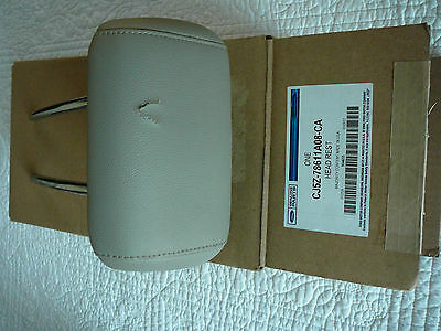 Ford OEM Headrest CJ5Z-78611A08-CA Used with tear