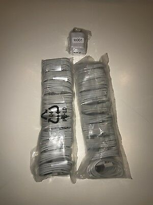 Lot Of 20 pack 3ft USB iphone Charger Cable & 1 FREE usb box Compatible 5/6/7/8