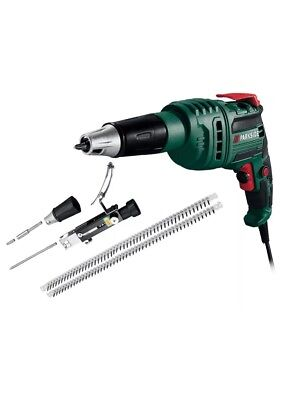 Parkside 520W Electric Drywall Screwdriver (rpm): 0 - 4,500