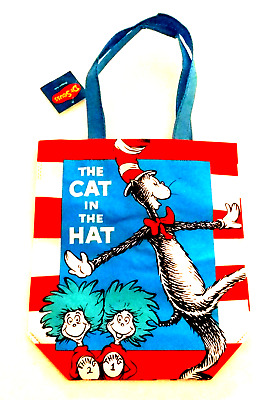 """Dr. Seuss """"The Cat In The Hat"""" Tote Bag"""